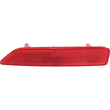 Bumper Reflector for Acura CR-V 07-09 Acura RDX 10-15 Rear Left Side