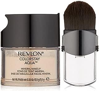 Revlon Colorstay Aqua Medium Mineral Makeup -- 2 per case.