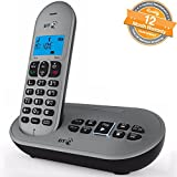 BT BT3580 QUAD Cordless Phone with Answering Machine (Hands Free Functionality)