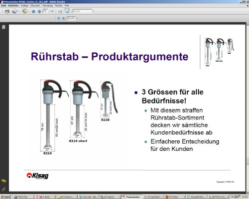 Frullatore professionale Trabo KK8209EU Kisag KraftMixer