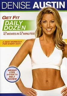 Get Fit Daily Dozen