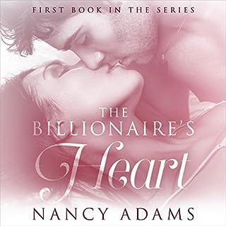The Billionaire's Heart audiobook cover art