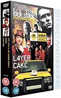 Layer Cake/Snatch/Lock, Stock and Two Smoking Barrels [Import anglais]