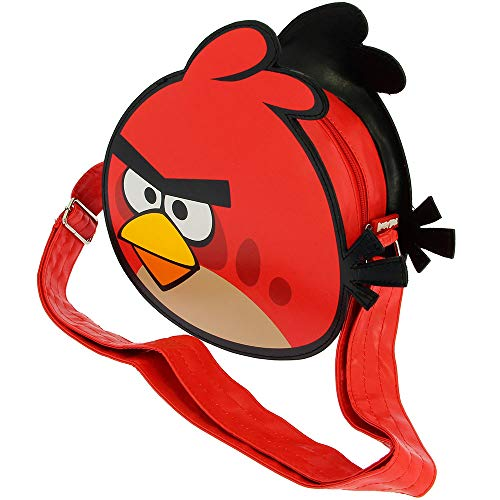 Angry Birds Red Bird Pilot Bag