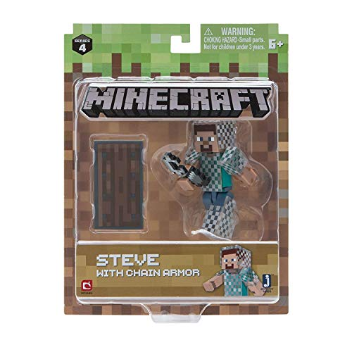 MINECRAFT MIN16493 actieffiguren, multicolored