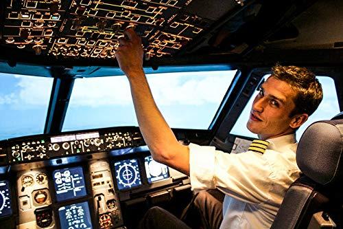 Jochen Schweizer Geschenkgutschein: Flugsimulator A320 - Geschenk zu Weihnachten