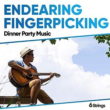 Endearing Fingerpicking Dinner Party Music