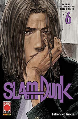 Slam Dunk. La truppa dei combinaguai dello shohoku (Vol. 6)