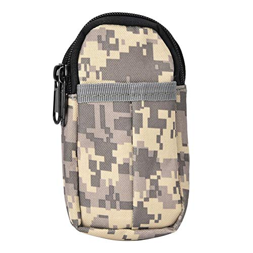 Alomejor militaire heuptas tactische mobiele telefoon sport taille gadget pouch outdoor tas