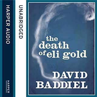 The Death of Eli Gold cover art