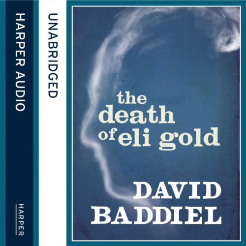 The Death of Eli Gold audiobook cover art