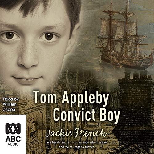 Tom Appleby, Convict Boy cover art