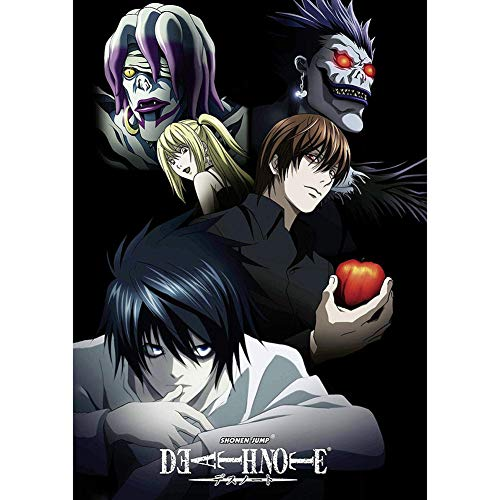 Haushele OFD Anime Death Note beschichtetes Papier Poster Raumdekoration Cafe Bar Thema Dekoration Anime Produkt Sammlung Poster