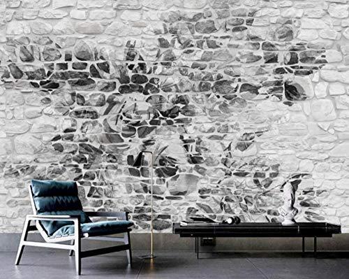 3D-achtergrond, decoratie voor thuis, wanddecoratie in Europese retrostijl, beton, wandbevestiging, gereedschap, tv-bank, achtergrond. 350*245 Onecolor
