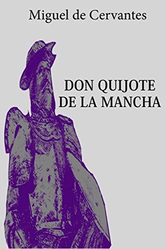 El Quijote de la Mancha: Ilustrada