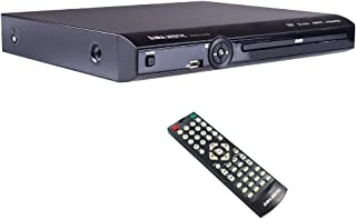 New Majestic HDMI-579 Reproductor de DVD Negro DVD/BLU-Ray Player - DVD/BLU-Ray Players (MP3, JPG, DVD-Audio, DVD-Video, DVD,DVD+R,DVD+RW,DVD-R,DVD-RW, DVD,DVD+R,DVD+RW,DVD-R,DVD-RW, 1 Discos)