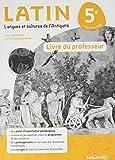 Latin 5e - Livre du professeur