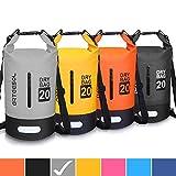 arteesol Dry Bag - Waterproof trockener Beutel/Sack wasserdichte Tasche mit Langem justierbarem Bügel für Kayaking Boots-Ausflug...
