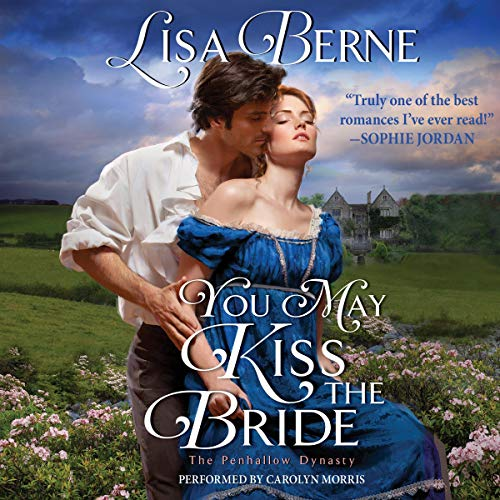 You May Kiss the Bride audiobook cover art