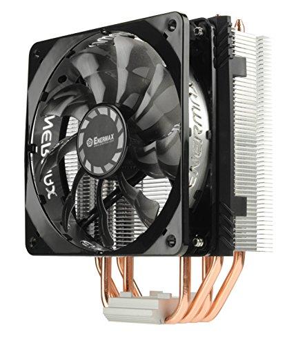 Enermax ETS-T40 Fit Outstanding Cooling Performance CPU Cooler 200W Intel/AMD 120mm Fan -...