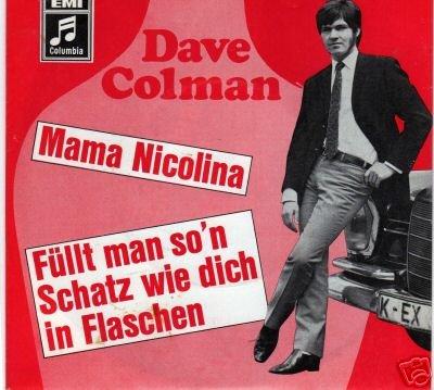 Mama Nicolina / Füllt man so'n Schatz wie dich in Flaschen / C 23 964