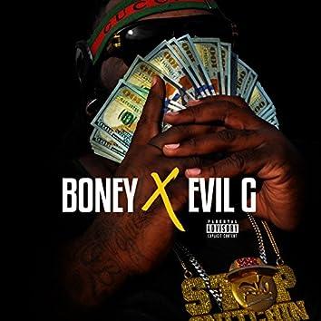 Boney X Evil G