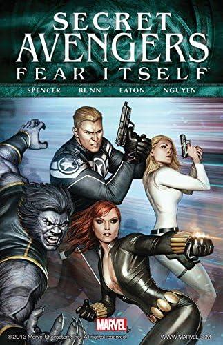 Fear Itself Secret Avengers Secret Avengers 2010 2012 product image