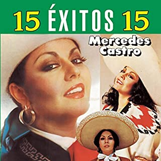 15 ??xitos 15 by Mercedes Castro (2015-08-03)