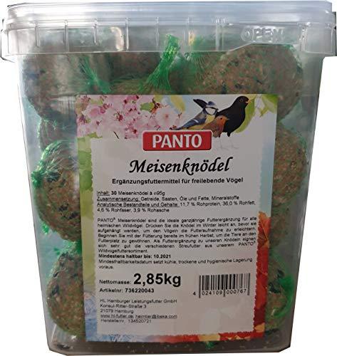 Panto 30 Meisenknödel im Eimer, 1er Pack (1 x 3 kg)
