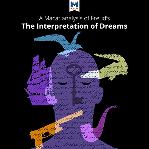 Couverture de A Macat Analysis of Sigmund Freud's The Interpretation of Dreams