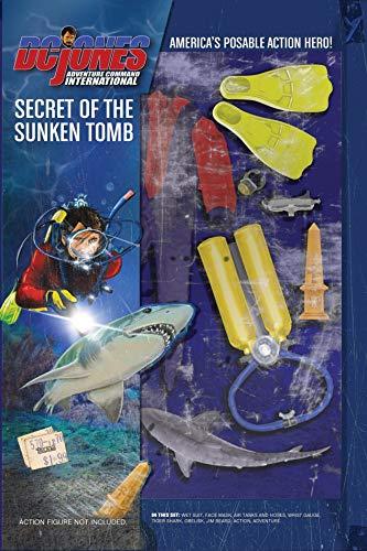 D.C. Jones and Adventure Command International (English Edition)