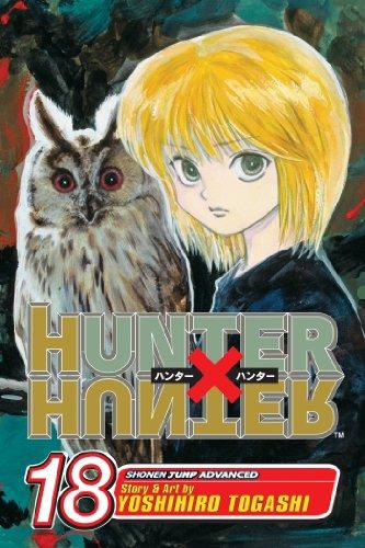 Hunter X Hunter 18: Chance Encounter