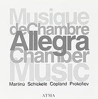 Chamber Music By Martinu Schi