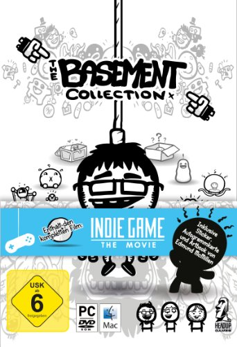 The Basement Collection inkl. Indie Game: The Movie - [PC]