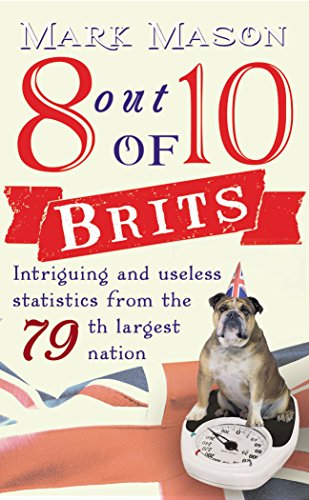 8 out of 10 Brits: Intriguing statistics about the world\'s 79th largest nation
