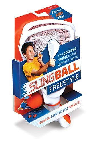 Djubi Slingball- the Coolest New Twist...