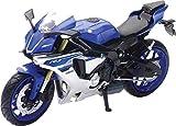 New Ray Moto Yamaha YZF R1 2015 Miniature, 57803 A, Bleu