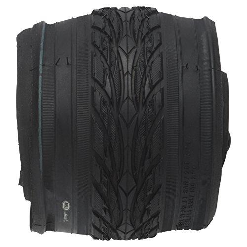 Bell 7091022 Flat Defense Comfort Bike Tire, 26' x 1.75-2.25', Black