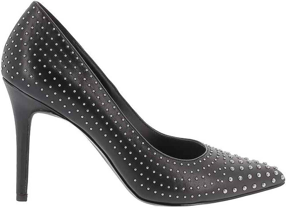 Michael kors scarpe da donna, décolleté con borchie,tacco a spillo,in pelle 40T9CLHP1L