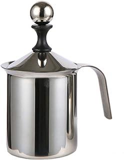 Espumador de leche de acero inoxidable de 400 ml/800 ml –