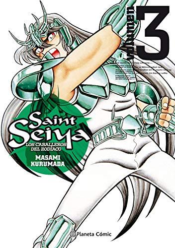 Saint Seiya nº 03/22 (Manga Shonen)