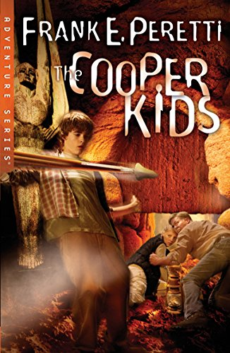 Compare Textbook Prices for The Door in the Dragon's Throat/Escape from the Island of Aquarius/The Tombs of Anak/Trapped at the Bottom of the Sea The Cooper Kids Adventure Series 1-4 Box Edition ISBN 9781581346916 by Peretti, Frank E.