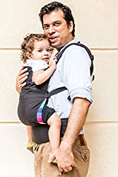 Anmol Baby Carrier (Black),Anmol Baby,BA28