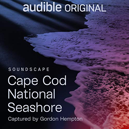 Cape Cod National Seashore audiobook cover art