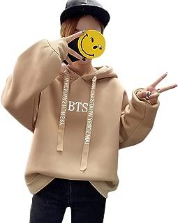 YIAI Kpop BTS Hoodie Bangtan Boys Love Yourself Suga Jimin V Jung Kook Women Sweatshirt Jacket Pullover Tops