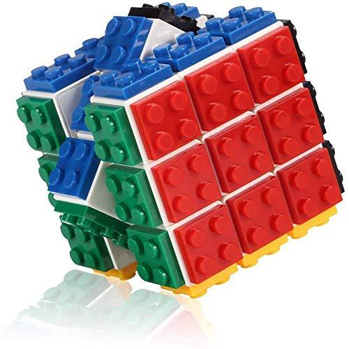 Khosd Cubo Magico Original Puzzle Cubo De La Velocidad Niños Juguetes Educativos, Stickerless