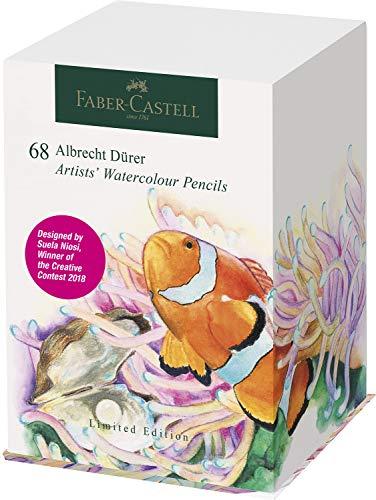 Faber-Castell 217550 Aquarellstift Albrecht Dürer, 68er Köcher, 1 Stück
