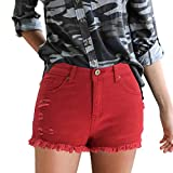 ZEZKT Pantalones Cortos de Mujer Pantalones Cortos Deportivos para Mujer Pantalones Casuales Pantalones Cortos de Mujeres Bermudas Mujer