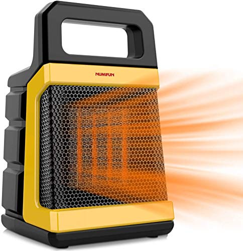 Space Heater 1500W Portable Electric Heater for...