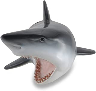 Large Shark Head Wall Mount Statue Bust -